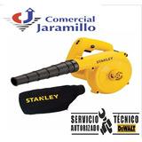 Sopladora Aspiradora Stanley 600w /103894