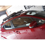 Parrilla Auto 100%aluminio Aerorak Nueva Oferta Unika $73.98