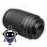 Lente Nikon 70 300mm F/4-5.6g + G R A T I S Memoria 3 2 G B