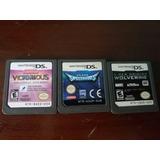 Juegos De Nintendo Ds A $10 Cada Uno