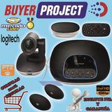 Camara De Videoconferencia Hd 1080p Logitech Group Usb Ptz