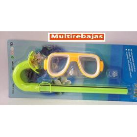 Snorkel Profesional Mascara De Natación *** Oferta Del Mes