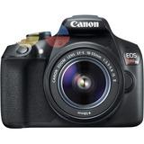 Canon Cámara Profesional Eos T6 18mp Wifi Nfc W7