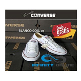Zapatos Converse All Star Clasic+caja+envio Gratis