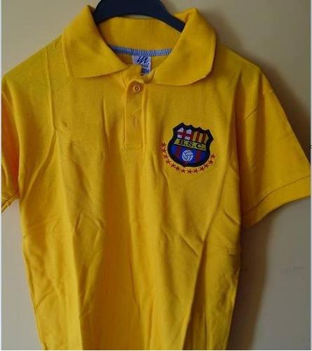 b20984afebb43 Camisetas Tipo Polo De Barcelona