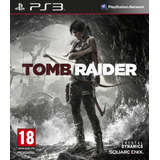 Tomb Raider - Para Ps3 - Digital - Español