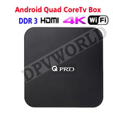 Smart Tv Box Android 6 3d 4k Hd 2.4ghz Quad-core 8gb 1gb