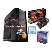 Cpu Computador Gamer Intel Core I7 8va Gen 2tb 16gb Gtx1050