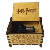Caja Musical De Cuerda Harry Potter De Colección!
