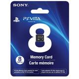 Memorias Psvita 8gb Originales De Sony Selladas