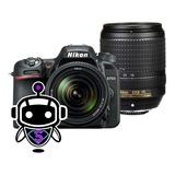 Nikon D7500 Profesional + Memoria 128gb + Tripode + Maleta !