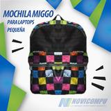 Mochila Miggo Special, Edición Limitada Para Laptops