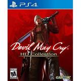 Devil May Cry Hd Collection Ps4 Juego Físico Original 1,2,3