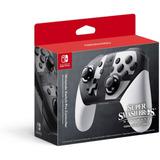 Nintendo Switch Pro Controller Smash Bros Edition!! Nuevo!!!