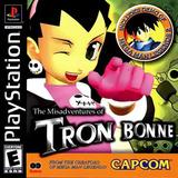 The Miss Adventures Of Tron Bonne Ps1