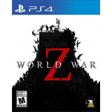 World War Z + Juegos Gratis Digital Ps4