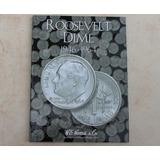 Album Coleccionador Harris Monedas 10 Cents Usa 1946-1964