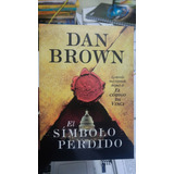 Símbolo Perdido Autor Codigo Da Vinci Dan Brown Libro Nuevo