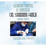 Odontólogo A Domicilio