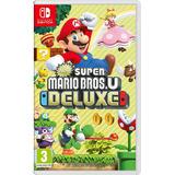 Juego Super Mario Bros.u Deluxe Nintendo Switch Estreno