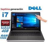 Dell Core I7- 7ma Gen -16gb-1tb-4gb Video Dedicado Nuevas!!
