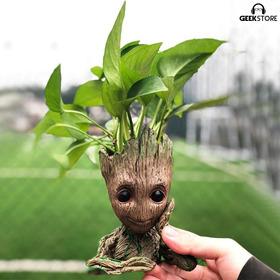 Macetero Maceta Busto Baby Groot Pot Avengers Marvel