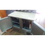 Meson De Marmol Tipo Counter Refrigerado
