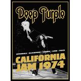 Deep Purple - California Jam Dvd Nuevo