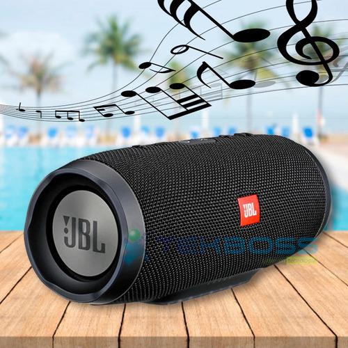 Nuevo Parlante Bluetooth Jbl Charge 4 * El Sonido Perfecto *