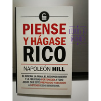 Piense Y Hagase Rico - Napoleon Hill - Educación Financiera