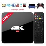 Tvbox H96 Pro 3gb/32gb (garantia)