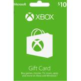 Tarjeta De Xbox De $10