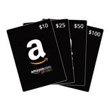 Tarjetas Amazon - Gift Card Usa $10 - $100