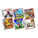 Juegos Digitales Para Nintendo Ds,dsi,xl +emulador Para Pc