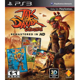 Jak And Daxter Collection Hd - Ps3 Digital - Español