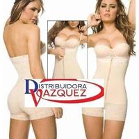 Faja Termica Latex Body Colombiana Adelgazante, Moldeadora.