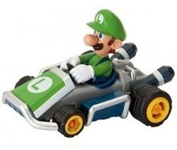 Mario Kart Autos De 8cm Pullspeed Luigi Yoshi Bowser Toad