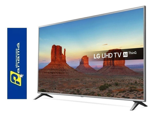 Tv Lg Smart 4k Smart  55 Uhd  + S O P O R T E  + Cable Hdmi