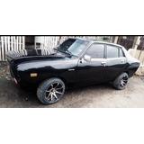 Datsun 120y De 1975 Matriculado Asta Julio Del 20 Buen Estd