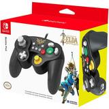 Control Gamecube Nintendo Switch Zelda!!! Nuevo Sellado!!!