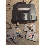 Nintendo 64 Original Rush Palanca Cables