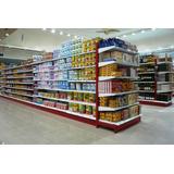 Perchas, Góndolas, Estanterías,  Supermercado Y Farmacias