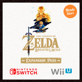 Zelda: Breath Of The Wild Expansion Pass / Nintendo Switch