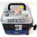 Hyundai Generador Monofásico Motor 2 Tiempos 2 Hp Cap. 800w