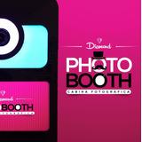 Diamond Photobooth / Alquiler De Cabina Fotografica