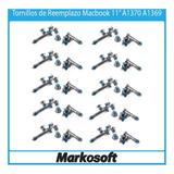 Tornillos De Reemplazo Macbook 11¿ A1370 A1369