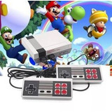 Consola 600 Juegos Tipo Nintendo Con Dos Palancas