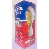 Replica De La Copa Del Mundo Fifa Rusia 2018 Importada  35cm