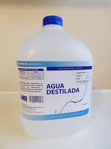 Agua Destilada Laboratorios, Equipos Médicos, Consultorios
