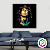 Cuadro Jim Morrison The Doors Impreso En Lienzo Canvas